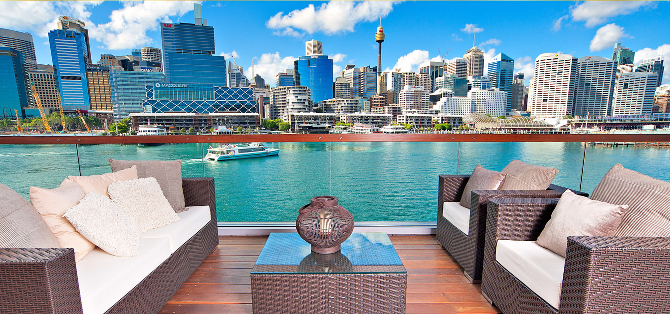 darling harbour penthouse