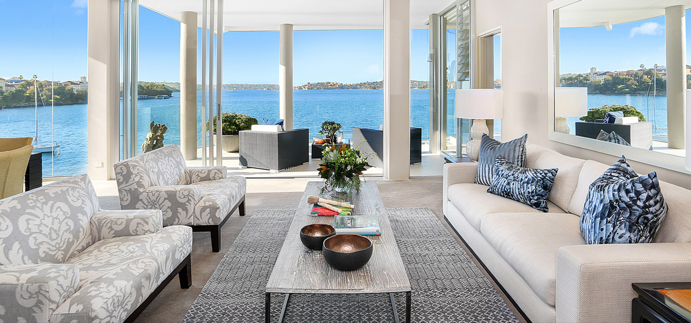 dream home in Sydney
