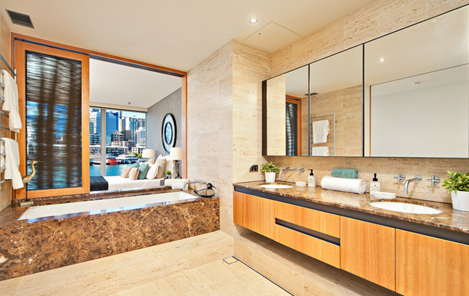 luxury apartment in Sydney
