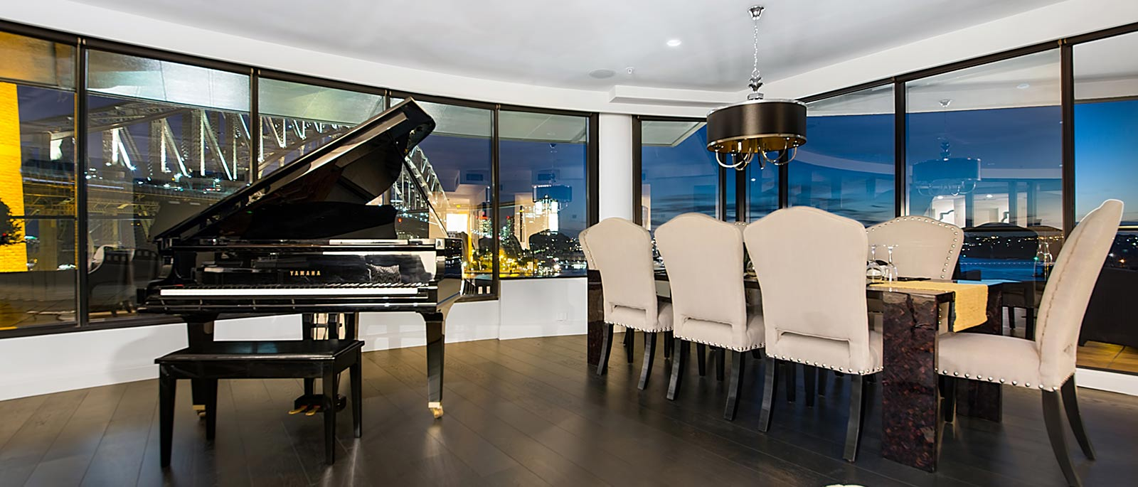 exclusive luxury home in Sydney