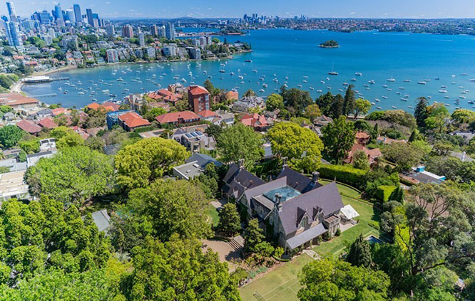 mansion eastern suburbs sydney