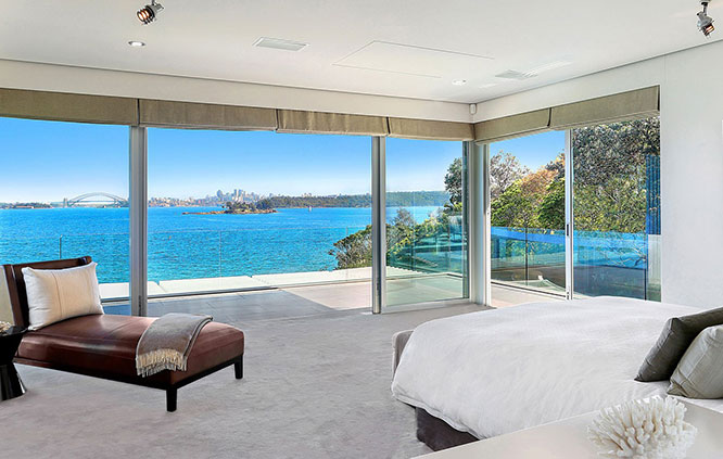 sydney harbour exclusive apartment